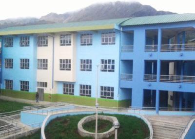 Colegio Emblemático José Torbio de Cutervo, Cajamarca, Perú