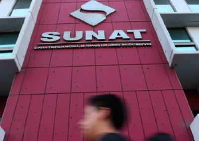 Edificio Sunat, Callao, Perú.