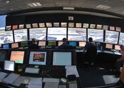 Gestión del tráfico aéreo Islas Salomón, Jordania, Libia, Ruanda