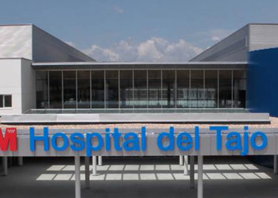 Hospital del Tajo, Aranjuez, Madrid