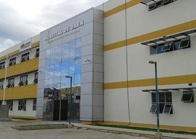 Hospital de Jaen, Cajamarca, Perú