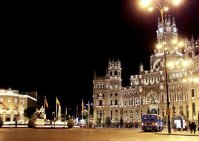 Remodelación del Ayuntamiento de Madrid
