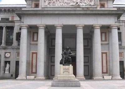 Ampliación del Museo Del Prado