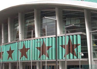 Palacio de los Deportes de la Comunidad de Madrid, Madrid