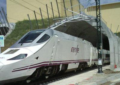 Tunel del Ave de Guadarrama, Madrid