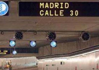 Tuneles Calle 30