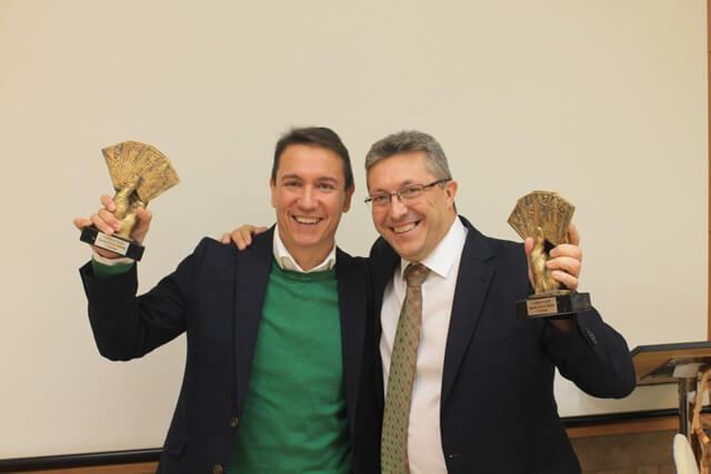 Ganadores del V campeonato de mus de ALMACENES ELÉCTRICOS MADRILEÑOS