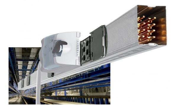 Sección de canalización prefabricada LB Plus de Legrand