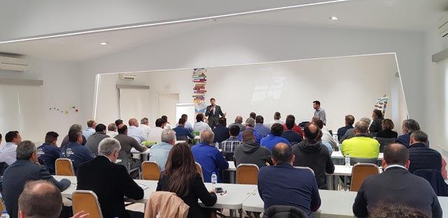 Presentación del evento de formación en autoconsumo fotovoltaico