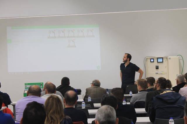 Presentación del nuevo Smart Link Elect acti-9