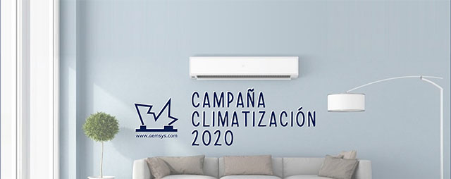 CAMPAÑA CLIMATIZACIÓN 2020