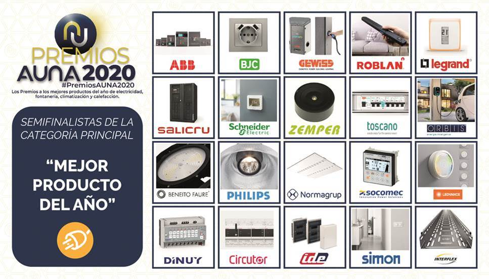 Premios Auna 2020