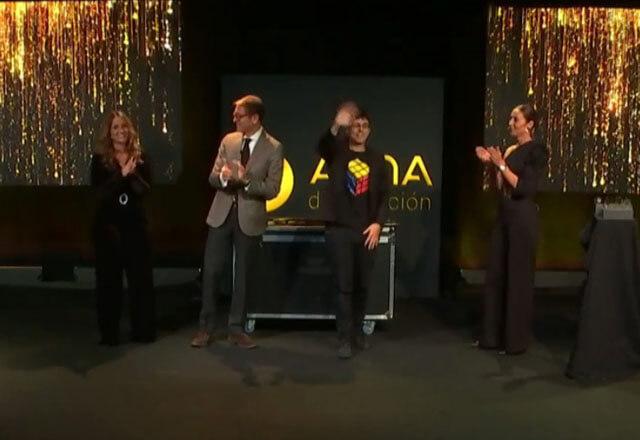 Gala de Entrega Premios Auna 2020